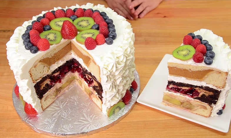 Birthday Cake For Tim