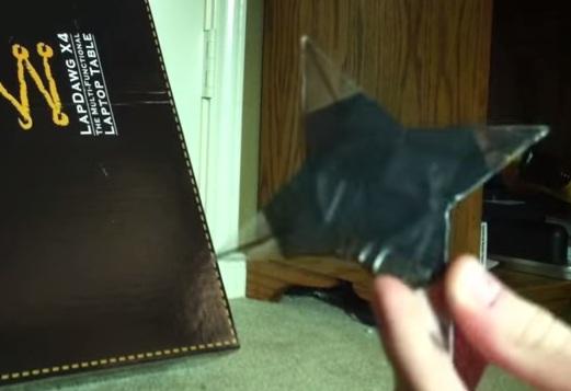 Cách làm phi tiêu ninja từ đĩa CD cũ
