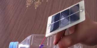 Cách làm ô tô đồ chơi chạy bằng năng lượng mặt trời