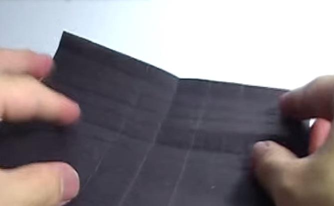 Cách xếp chiếc hòm giấy độc đáo theo phong cách origami