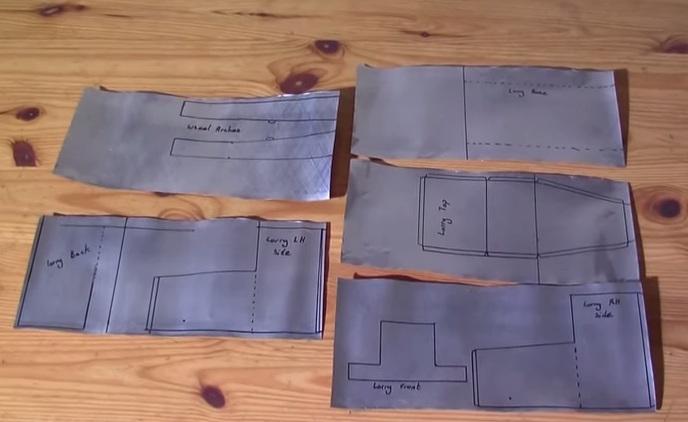 Cách làm xe ô tô đồ chơi bằng vỏ lon co-ca-co-la