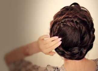 Cách tết tóc updo nhẹ nhàng như ca sĩ Taylor Swift