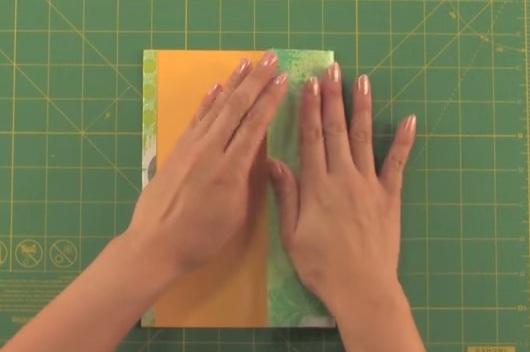 Cách làm cuốn sổ xinh xắn và độc đáo