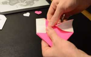 Cách gấp trái tim giấy đơn giản nhất
