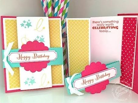 Cách làm thiệp sinh nhật đơn giản mà đẹp