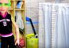 Cách làm phòng thay đồ cho búp bê