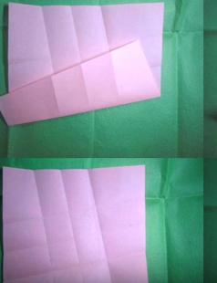 Bí quyết để xếp một bông hồng bằng giấy thật đẹp