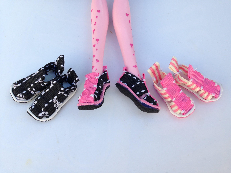 Обувь для барби своими руками