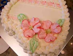 Cùng trổ tài làm bánh kem sinh nhật cho người yêu