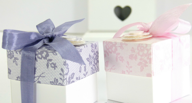 5 cách làm hộp quà giấy hình vuông