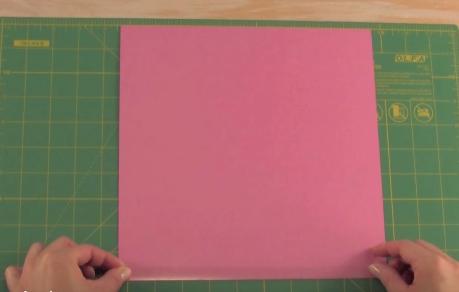 3 cách làm hộp quà giấy hình trụ đơn giản