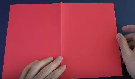 Cách gấp cái ví bằng giấy