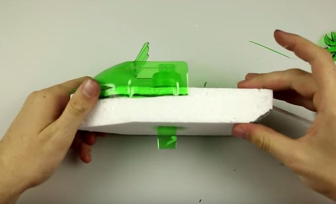 Cách làm thuyền điện chạy bằng mô-tơ