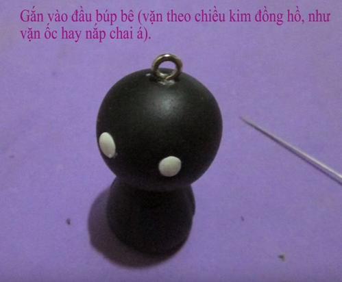 Cách làm búp bê cầu mưa đơn giản