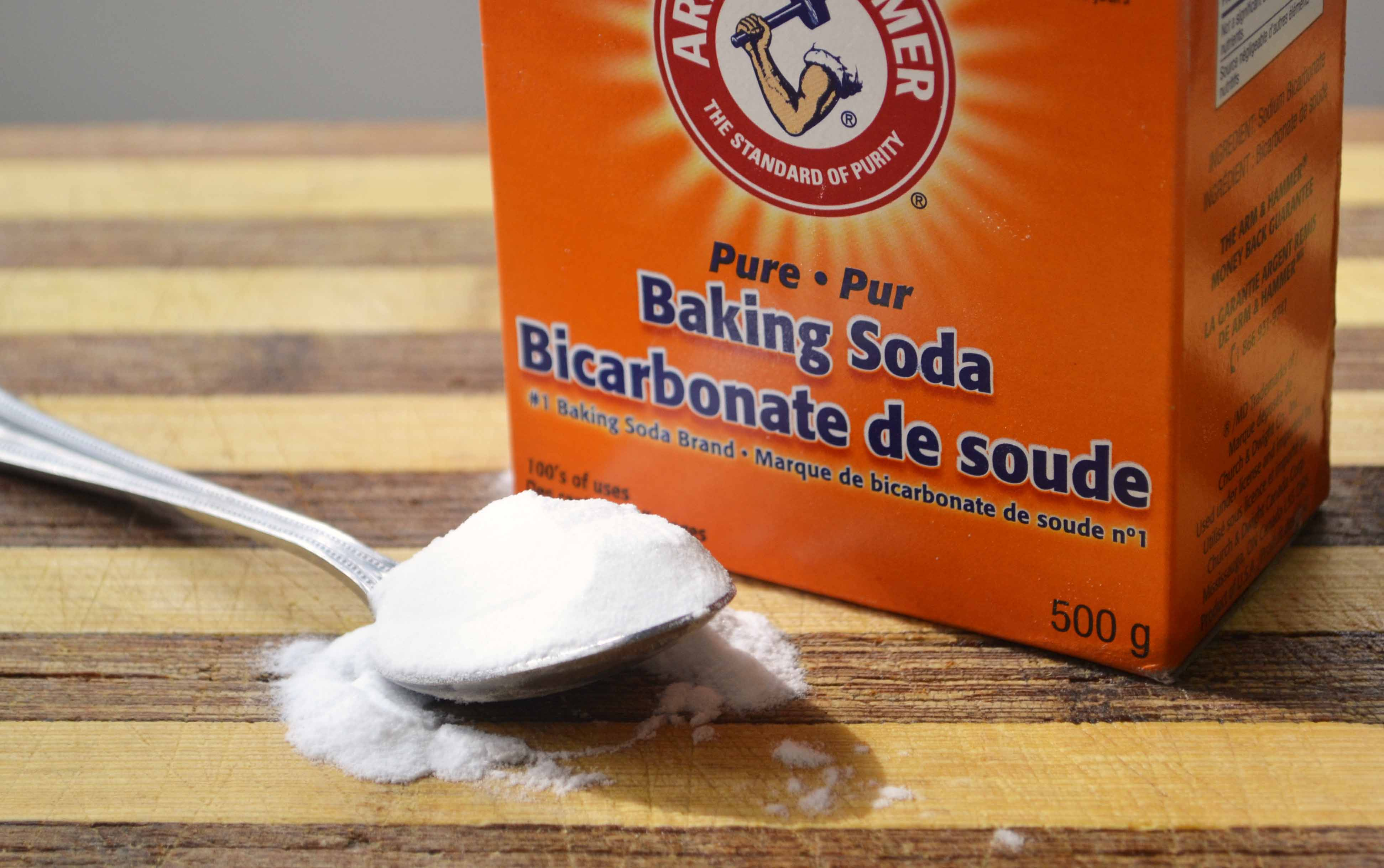 Công dụng của  BAKING  SODA.