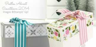5 cách làm hộp quà hình chữ nhật đẹp nhất - Mẫu 1