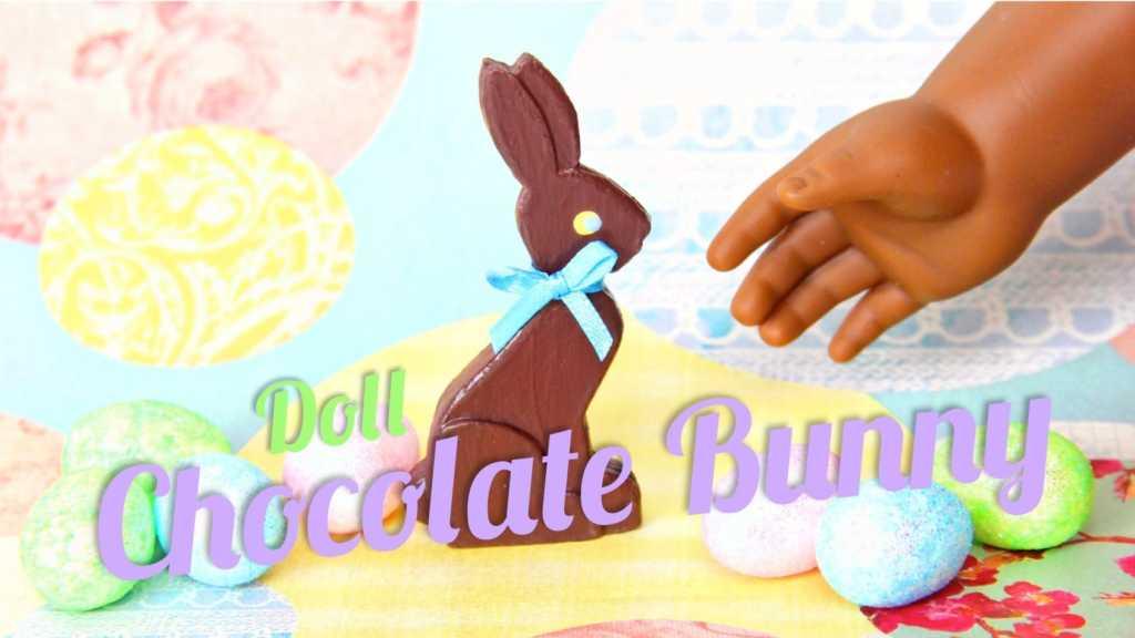 Cách làm thỏ đồ chơi cho búp bê
