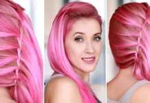 Những cách tết tóc mái đẹp