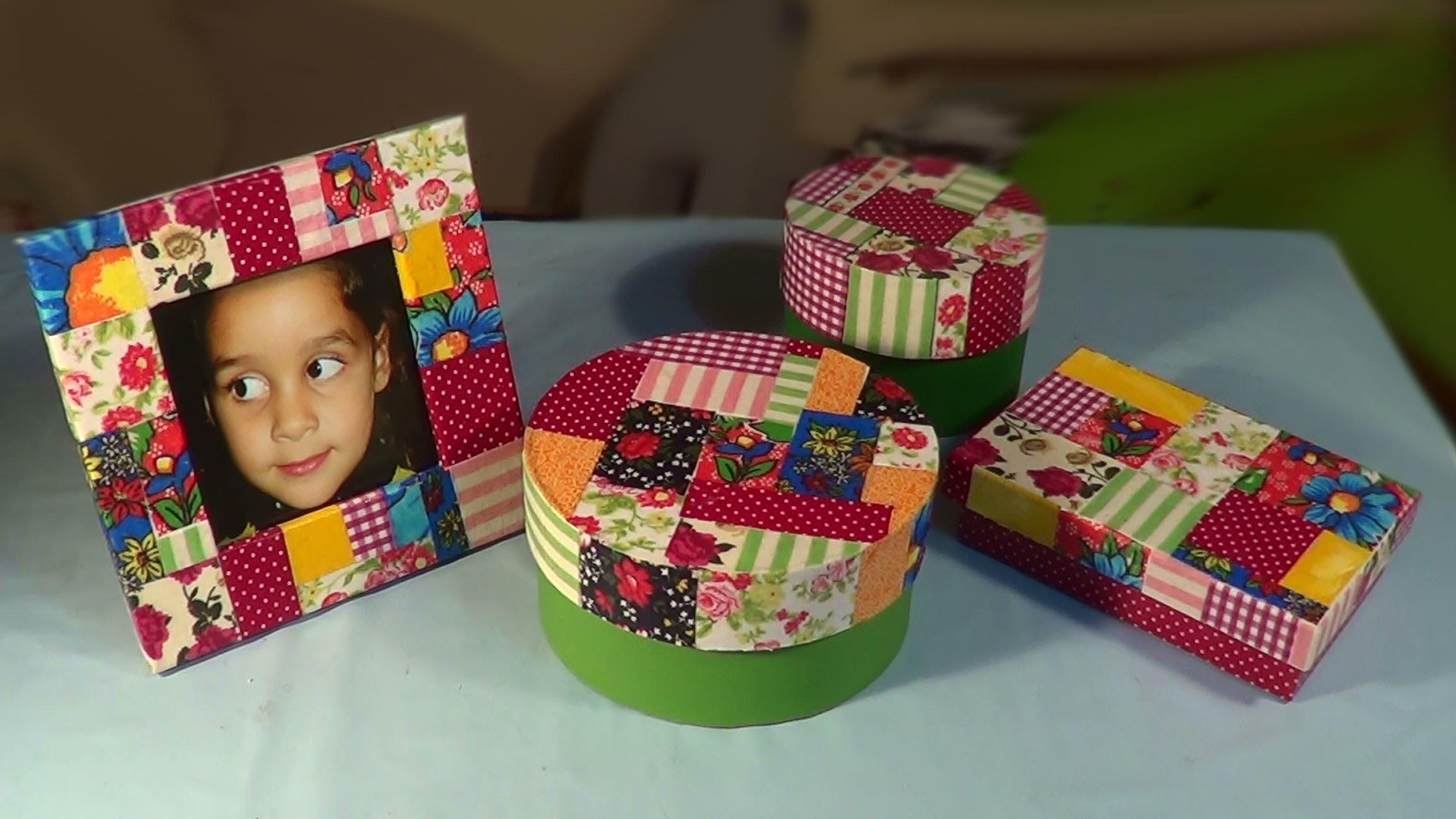3 cách làm hộp quà giấy hình tròn ấn tượng