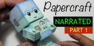Cách làm chibi bằng mô hình giấyCách làm chibi bằng mô hình giấy