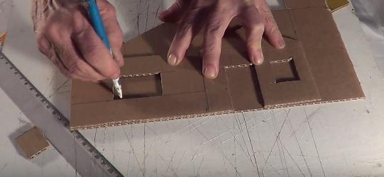 Cách làm nhà mô hình