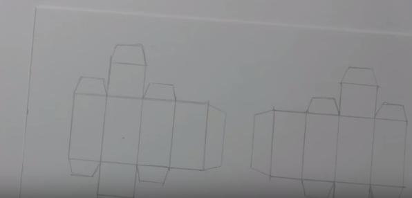 Cách làm chibi bằng mô hình giấy