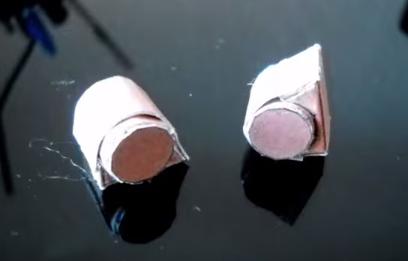 Cách làm danbo bằng mô hình giấy