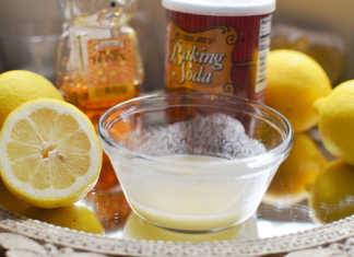 Cách làm trắng da bằng baking soda