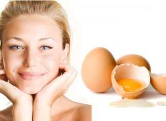 Cách làm trắng da mặt bằng trứng