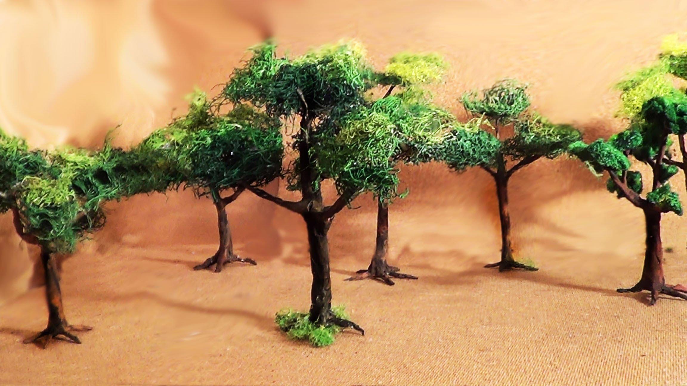 Cách làm cây xanh