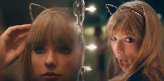 Cách làm băng tai mèo giống Taylor Swift