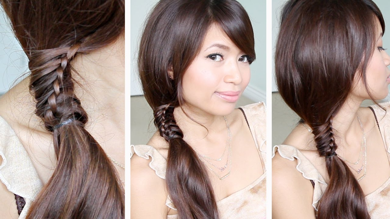 Cách tết tóc Tàu thật đơn giản