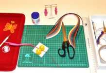 Dụng cụ Paper craft