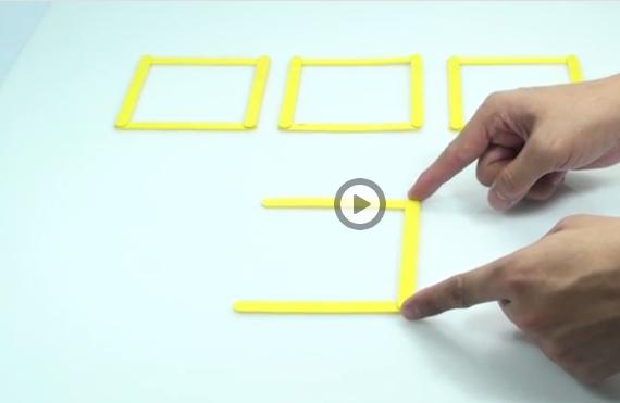 8 bước để làm một ngôi nhà đơn giản bằng que đè lưỡi