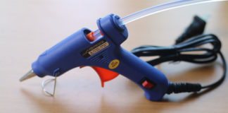 Bán súng bắn keo nến mini