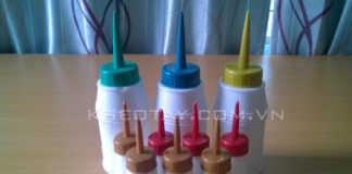 Keo sữa làm đồ handmade (Lọ to và lọ nhỏ)