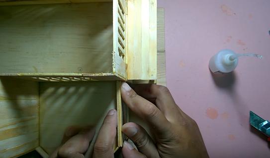 Cách làm nhà bằng que đè lưỡi