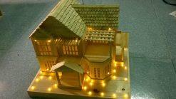 Đồ làm mô hình que kem gỗ & tăm tre