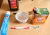 Cách làm trắng răng bằng baking soda