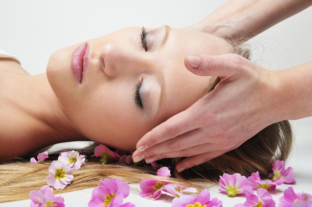 Massage cho da đầu