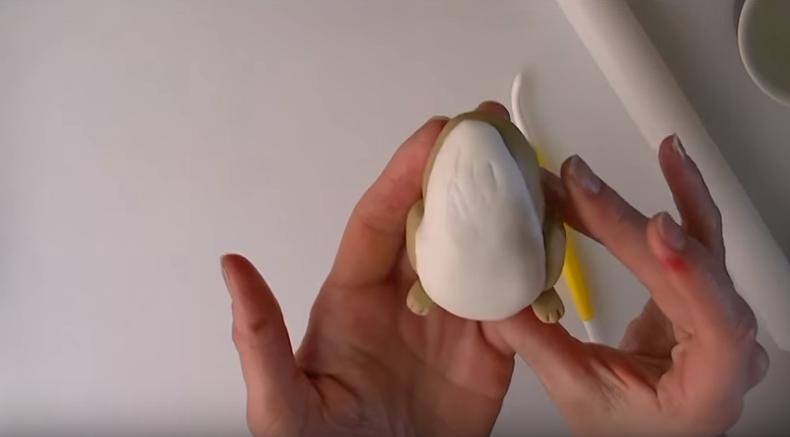 Cách làm chú thỏ bằng đất sét Nhật siêu đáng yêu