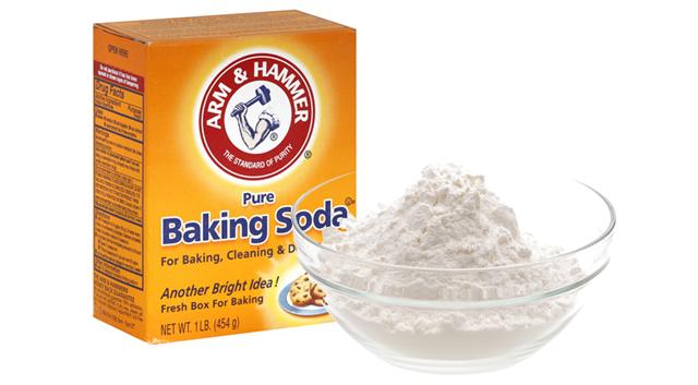 Baking soda-nguyên liệu tuyệt vời cho sức khỏe và sắc đẹp
