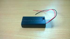 Hộp đựng pin cấp nguồn điện