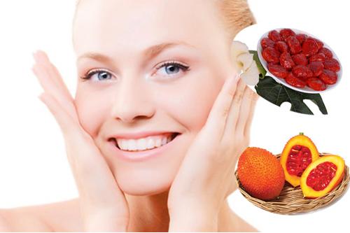 Công dụng của dầu gấc trong việc ngăn chặn sự lão hóa da
