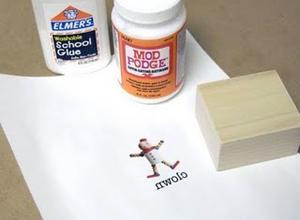 Cách in ảnh lên gỗ đơn giản mà độc đáo