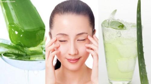 5 tác dụng thần kỳ của nha đam đối với khuôn mặt