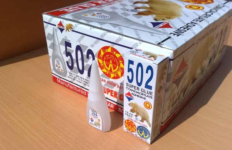 Keo 502