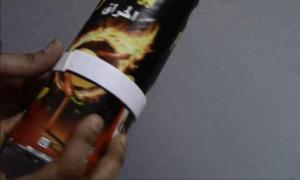Cách làm bình hoa handmade từ ống giấy