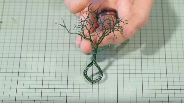 Cách làm cây trang trí Tết siêu dễ thương