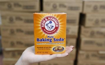 Bán bột baking soda nhập khẩu